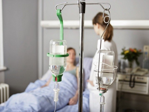 вывод из запоя в больнице